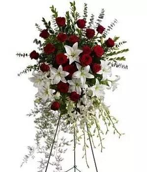 4 Feet Tall Flower Stand Dubai