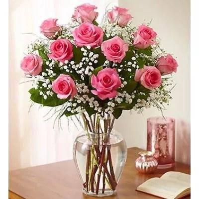 poetic pink roses