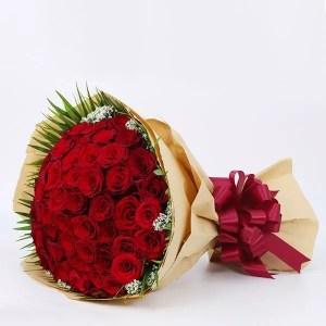 50 roses valentine
