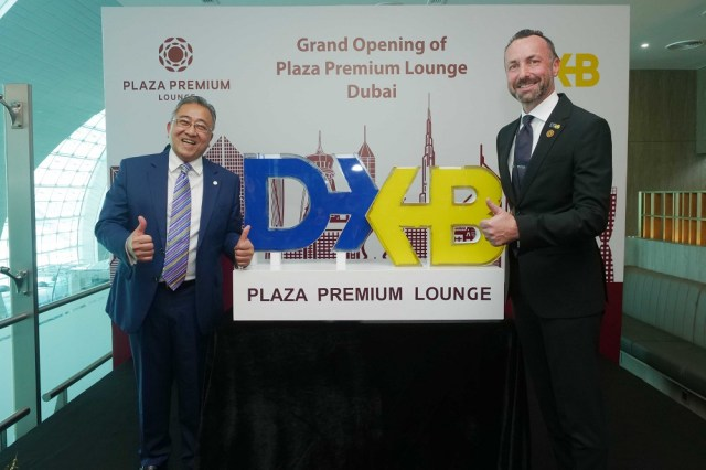 Plaza Premium Lounge Dubai creates a lasting impression for travellers departing Dubai International