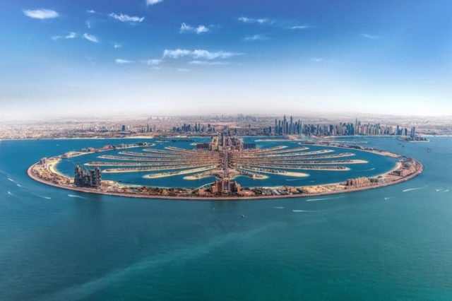 Nakheel gears up to host world's best cyclists for UAE Tour 2020