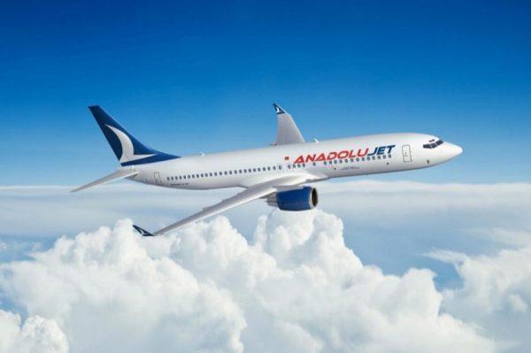 AnadoluJet goes global with its new international flights
