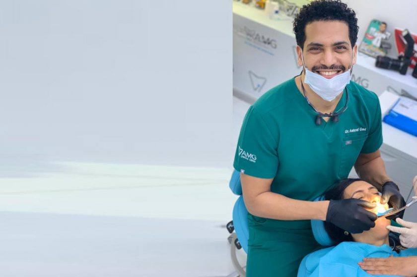 DR  ASHRAF GAD: Contrary to popular belief, dental visits need not and should not be painful