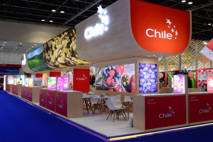 Chilean dry fruit exports to UAE increase 75% to US$43.8 million in 2019
