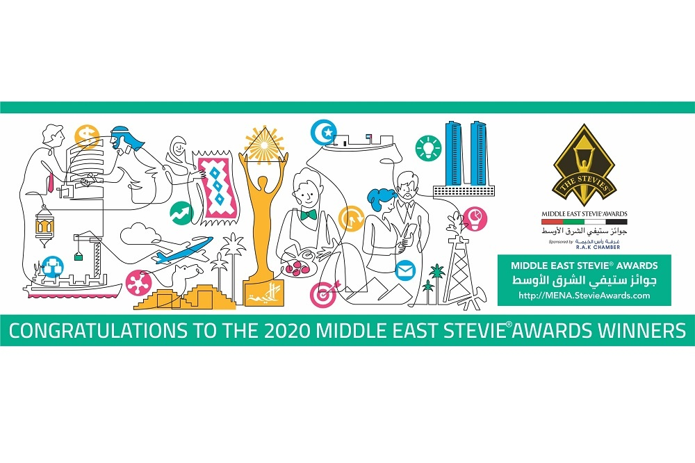 Winners of the 2020 Middle East Stevie® Awards Announced