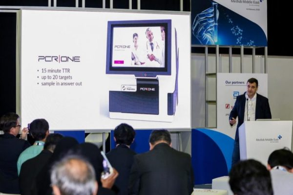 Ground breaking technology which can detect MRSA in just 15 mins revealed at Medlab Middle East