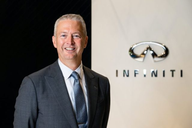 Mike Colleran promoted to Chairman ofINFINITI Motor Company