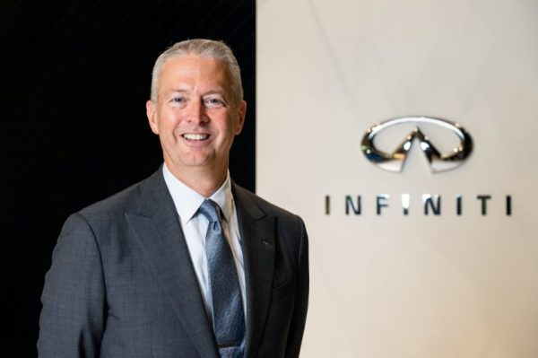 Mike Colleran promoted to Chairman of INFINITI Motor Company