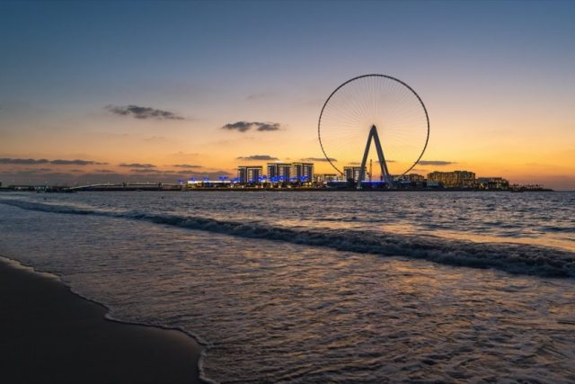 Fun Times & Feasts at Blue waters During Dubai Food Festival