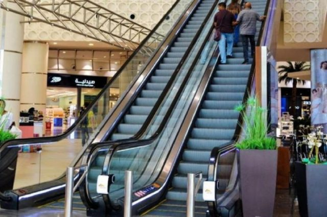 Sahara Centre emphasises customer well-being, introduces escalator handrail UV sterilizers