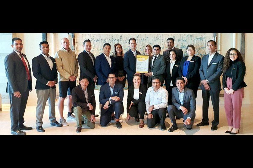 Intertek grants ISO 21401 certification to Saadiyat Rotana Resort & Villas for Sustainability Management System