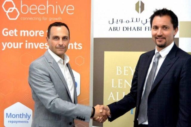 Abu Dhabi Finance&BeehiveEnter Landmark Lending Partnership