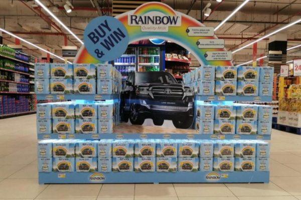 Rainbow Milk is celebrating Arab heritage with major Land Cruiser competition