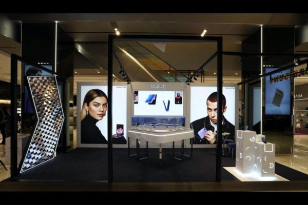 Samsung and Harvey Nichols- Dubai join forces to elevate your smartphone experience
