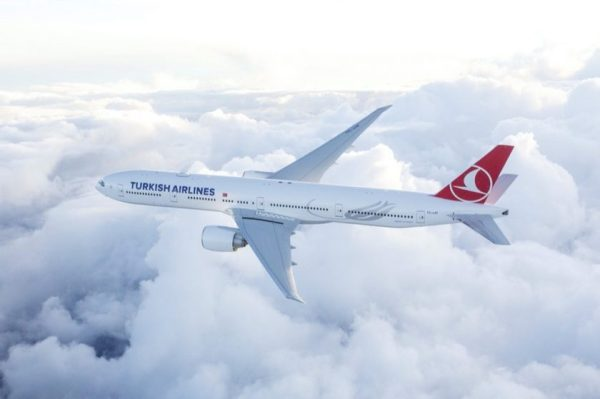 Turkish Airlines increases its tourism focused international flights