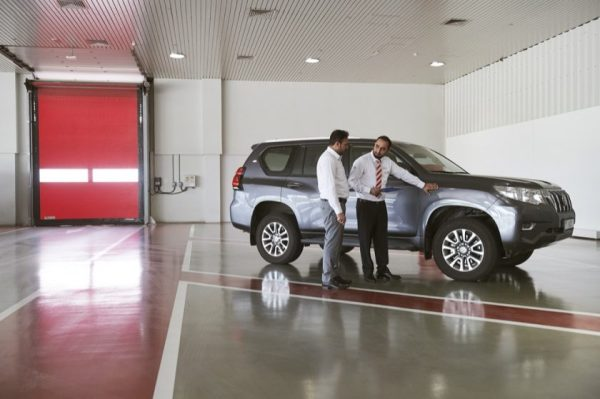 Al-Futtaim Toyota takes a big bite off its prices for expert services