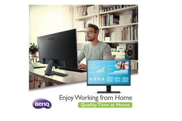Working from Home just got Easier, Healthier, And More Productive with BenQ's Smart Office Solutions