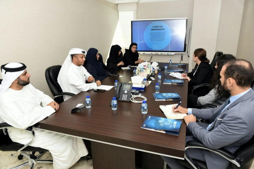 Dubai Customs showcases IPR efforts to French delegation
