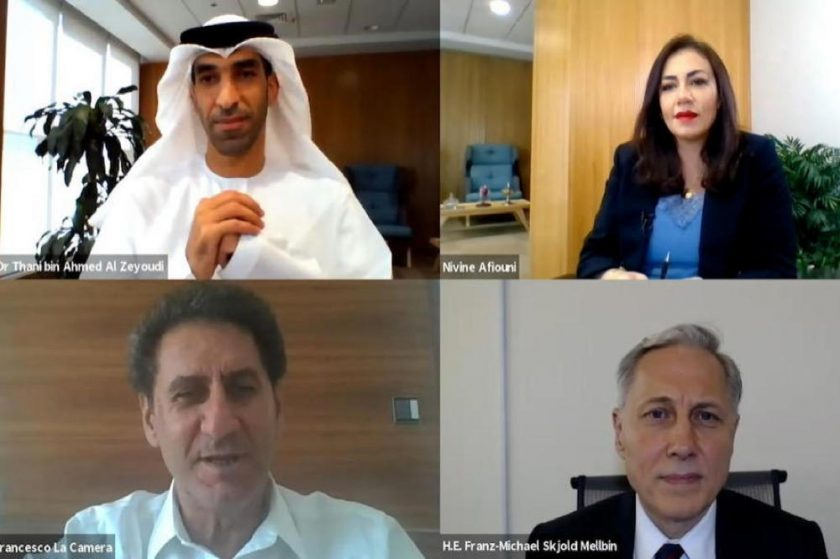 Emirates Diplomatic Academy and Sky News Arabia Bring Climate Change to the Fore