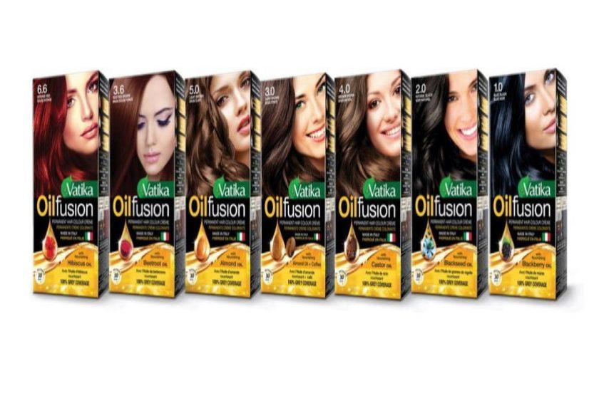 Vatika launches oil based natural hair colour crème