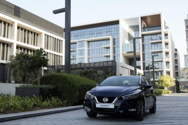 Nissan announces the arrival of the all-new Nissan Sunny 2020 to the Middle East