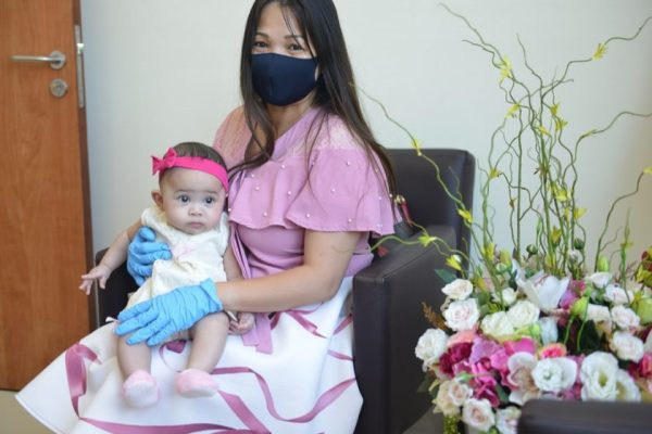Youngest COVID-19 Patient 4-Month-Old Baby Makes Full Recovery