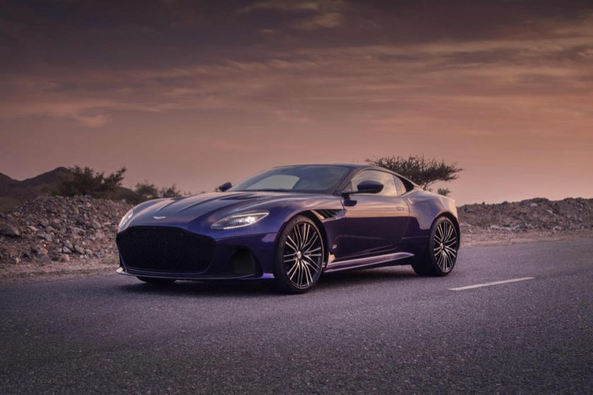 ASTON MARTIN DBS SUPERLEGGERA 'ARABESQUE'