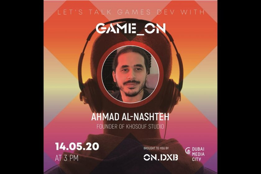 Dubai Media City Launches GAME_ON Series to Tap UAE's Growing Video Game Market