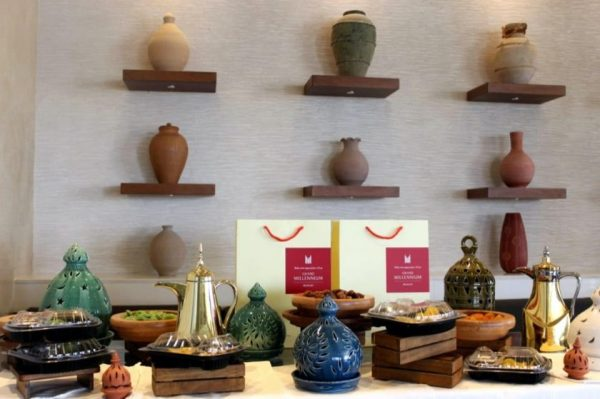 Enjoy your 5-star Iftar with family at home  Taybat restaurant delivers your luxurious Iftar spread to your doorsteps during the holy month via Talabat & Akeed