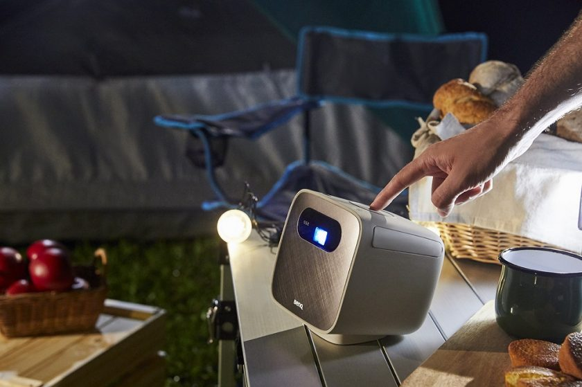 BenQ's launches its latest Wireless Mini Portable Projector | BenQ GS2