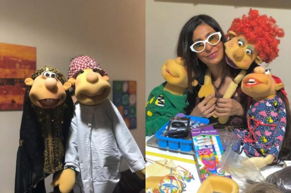 Dubai Culture organises workshops for Puppet Making and Animating
