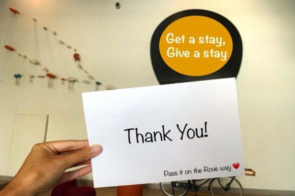 Book a stay, Give a Stay Pass On Some Kindness With Rove Hotels
