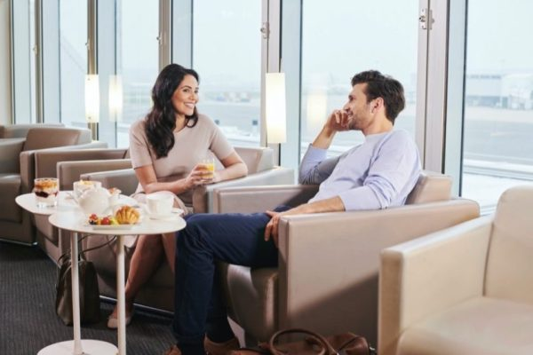 Collinson Sets New Airport Lounge Standards in Health and Digital