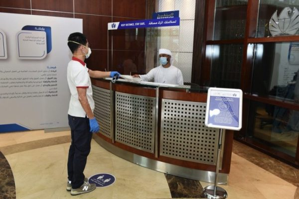 Dubai Customs resumes work at full capacity