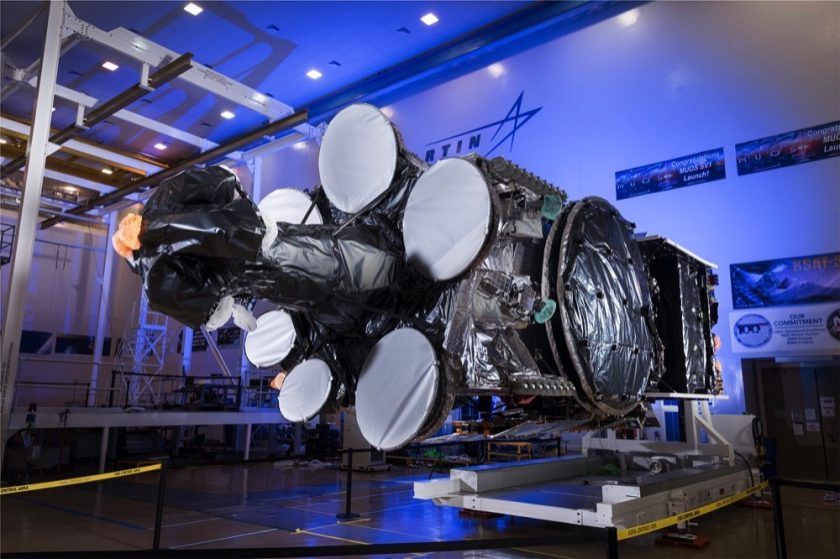 Lockheed Martin Partners with TAQNIA to Build New Satellite
