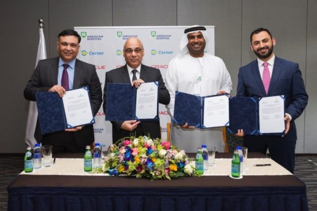 American Hospital Dubai Selects Oracle and Cerner
