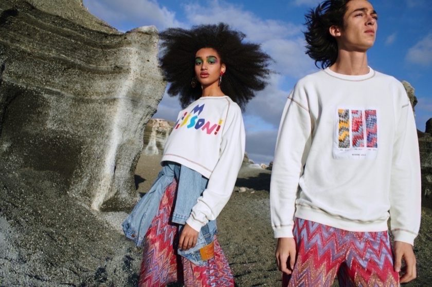 M MISSONI X YOOX  The new exclusive capsule collection