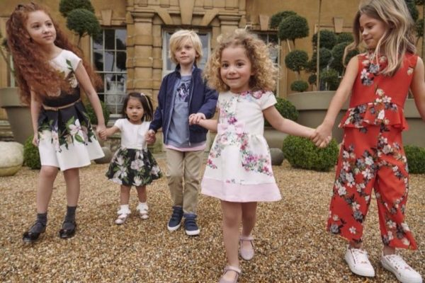 NEXT and Ted Baker announce exclusive Childrenswear Collection