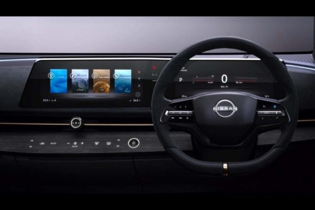 Why Nissan said no to a tablet