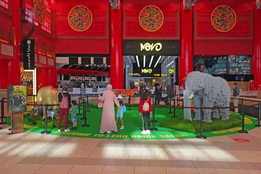 Step into the wild and blast into to space with Ibn Battuta Mall