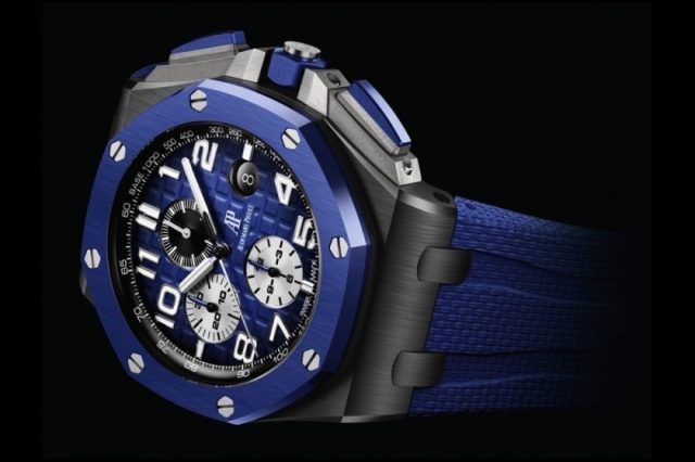3 NEW VERSIONS OF THE ROYAL OAK OFFSHORE SELFWINDING CHRONOGRAPH,