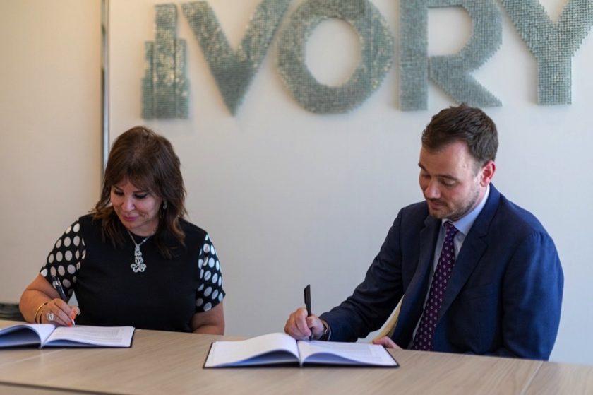 آيفوري تختار سَفِلز لإدارة عقاراتها وخدمات الوكالة