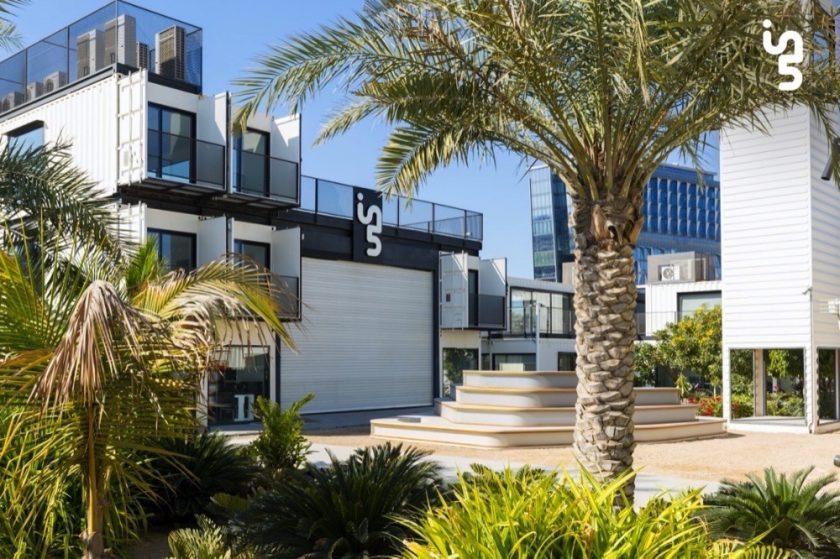 Three startups win in5 contest to ramp up Dubai's next-gen