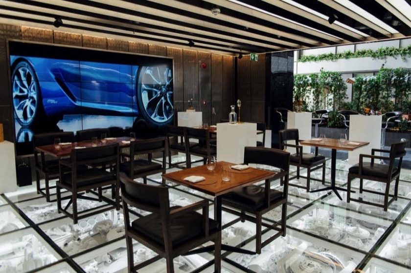 INTERSECT BY LEXUS unveils brand new menu