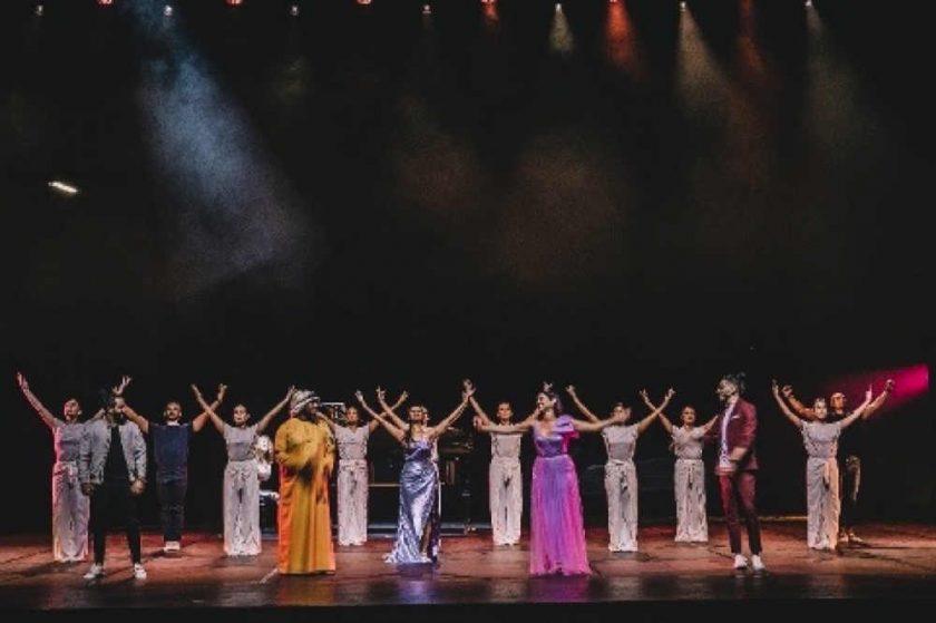 Song The Way Home Filmed At Dubai Opera