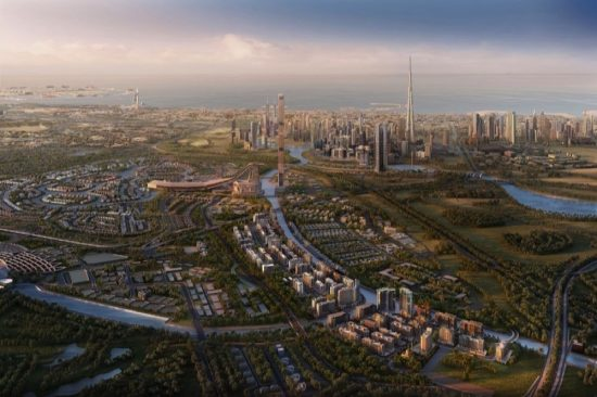 Azizi Developments commences construction
