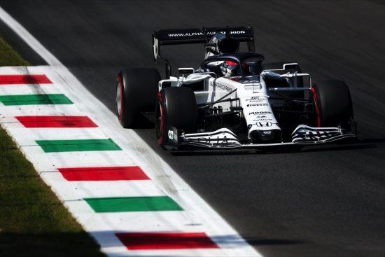أول فوز لجاسلي في الفورمولا 1 ضمن سباق جائزة إيطاليا الكبرى