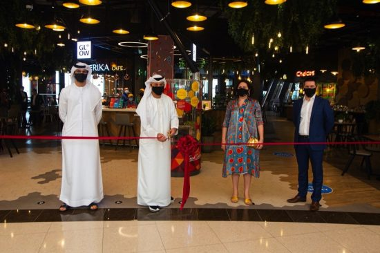Majid Al Futtaim inaugurates its first culinary experience