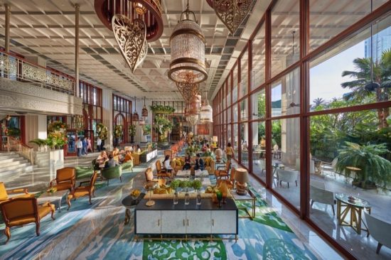 MANDARIN ORIENTAL HOTEL GROUP AND THE OBEROI GROUP