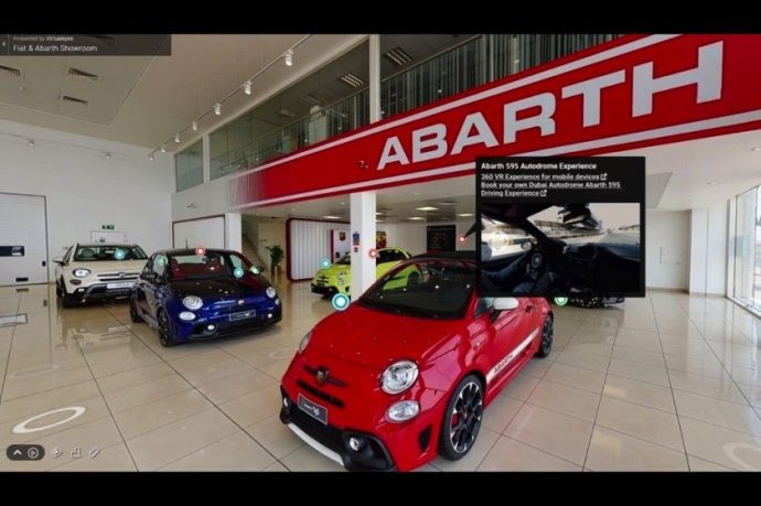 National Auto Launches Virtual Showroom